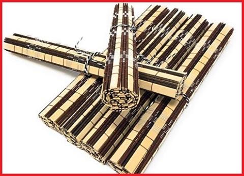 Tovagliette Americane Bambù Alta Qualità