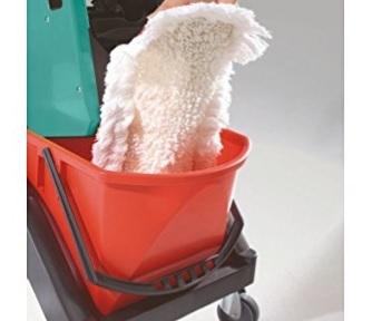 Carrello lavapavimenti professionale