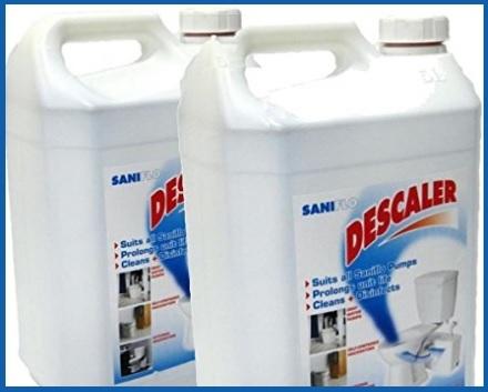 Detergenti disincrostanti professionali