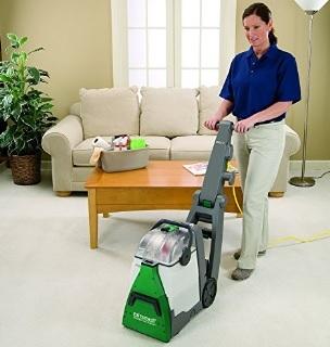 Lavamoquette pulitore professionale per tappeti
