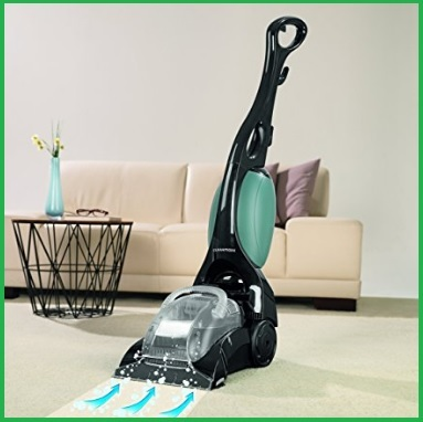 Lavamoquette professionale cleanmaxx