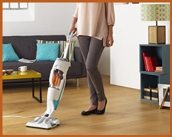 Lavasciuga pavimenti senza fili