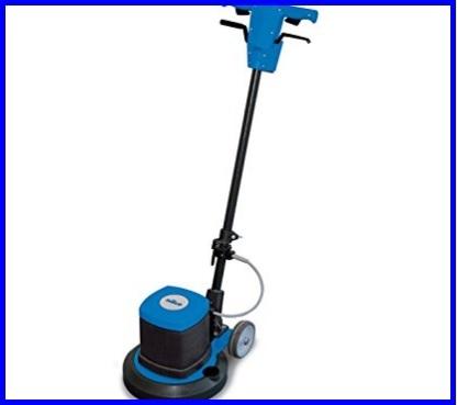 Monospazzola per pavimenti compatto