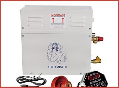 Generatore di vapore automatico home spa
