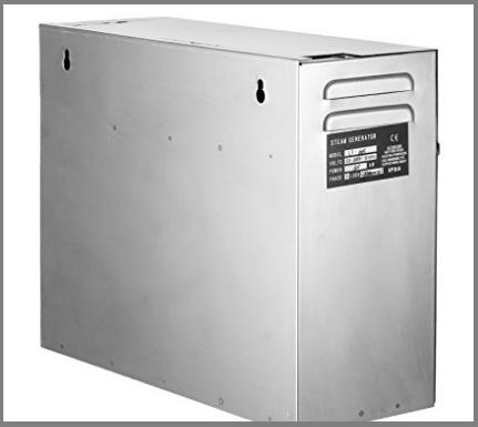 Generatore di vapore professionale digitale