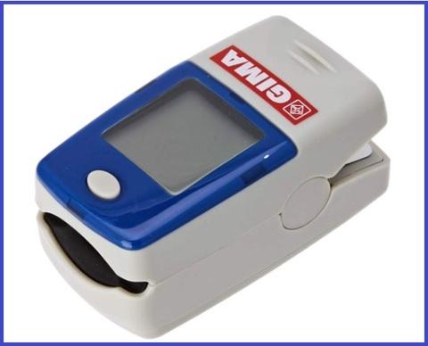Pulsossimetro gima oxy