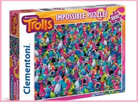 Puzzle 1000 pezzi clementoni