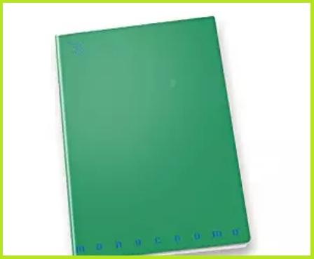 Quaderni monocromo righe