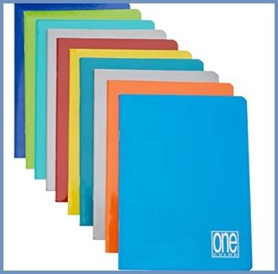 Quaderno scuola vari formati