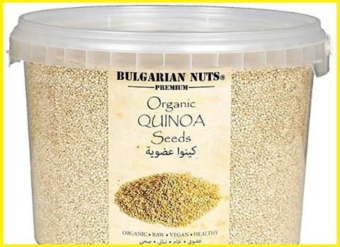 Quinoa biologica bianca