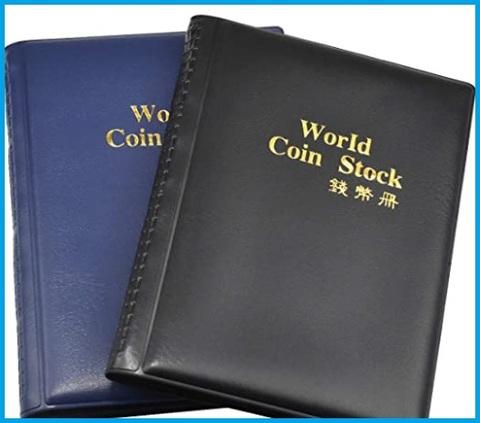 Raccoglitore monete da collezione