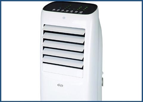 Raffrescatore aria fredda ardes