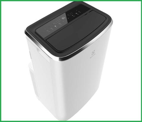 Raffrescatore evaporativo portatile camper