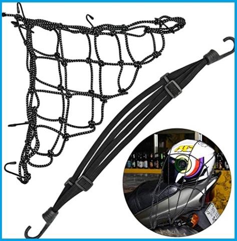 Ragno moto rete elastica