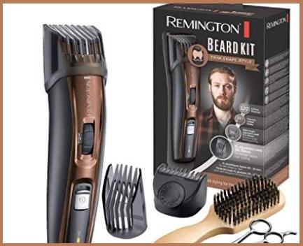Rasoio barba elettrico remington