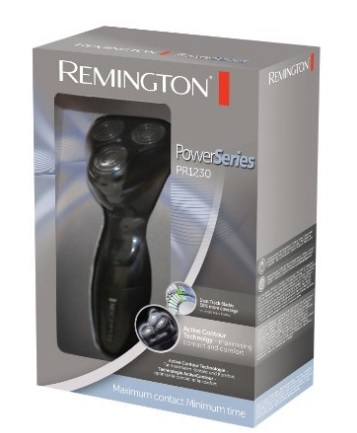 Rasoio Powerflex 360 Remington