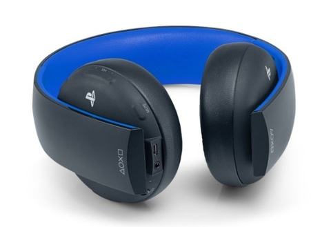 Cuffie wireless microfono 2.0 per ps4