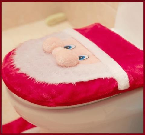 Decorazione Per Il Gabinetto Per Natale