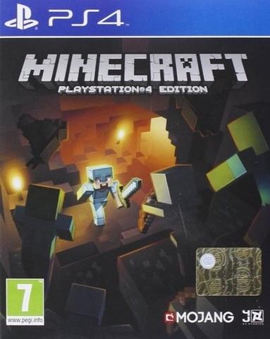 Playstation 4 Minecraft Gioco