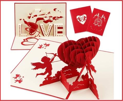 Biglietti di auguri san valentino