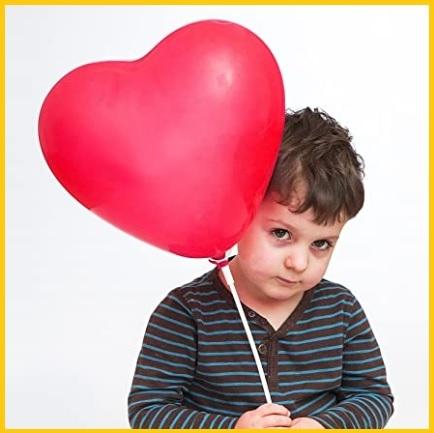 Palloncini san valentino on line