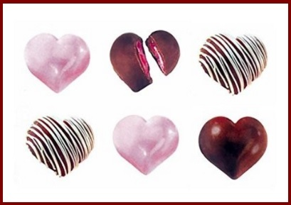 Biscotti cuore san valentino