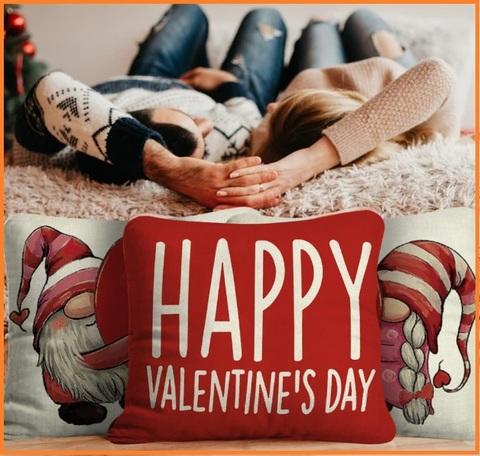 Federe cuscini san valentino