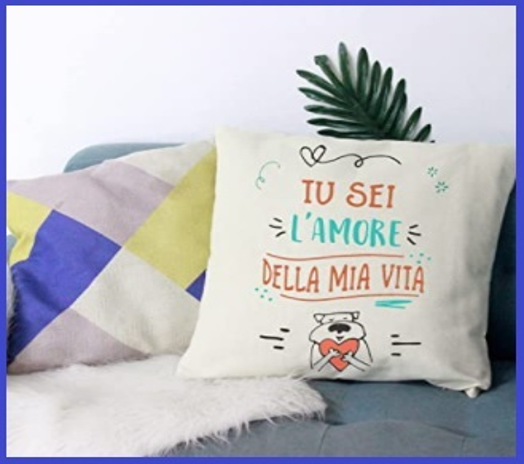 Federa cuscino san valentino