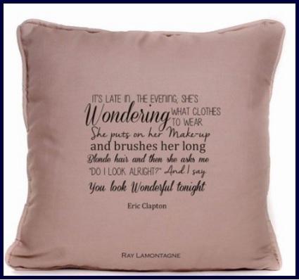 Federe per cuscini san valentino