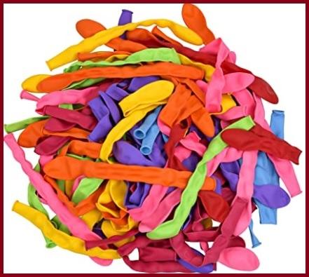 Palloncini modellabili san valentino