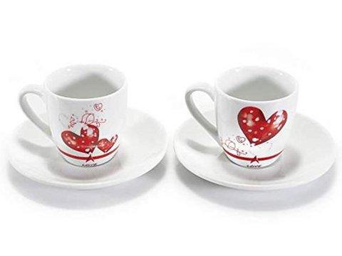 Idea san valentino 12, tazze da caffÈ