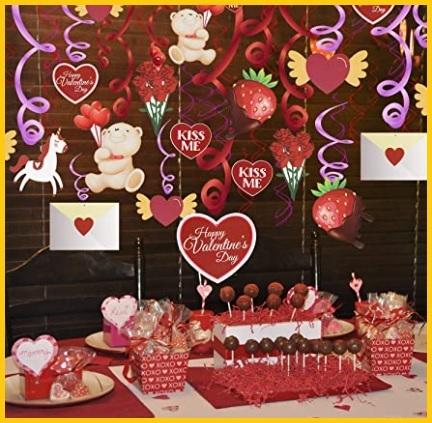 Kit san valentino deluxe