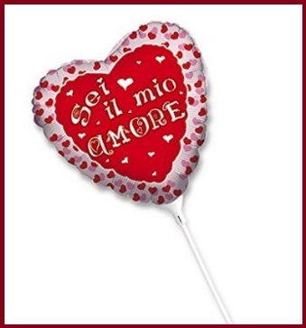 Regali San Valentino Palloncini