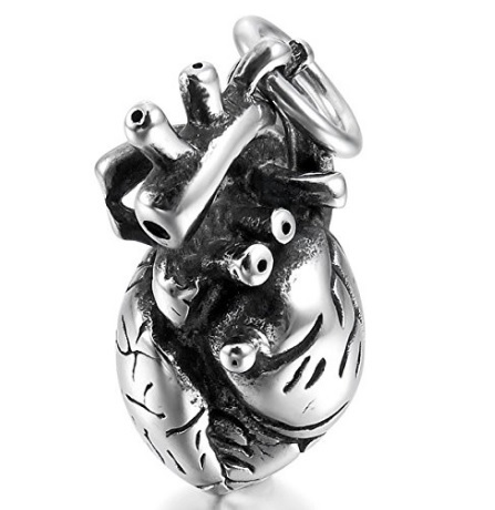 Collana a forma di cuore pendente regalo