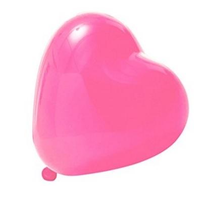 100 palloncini a forma di cuore san valentino