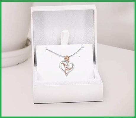 San valentino regalo per lei collana
