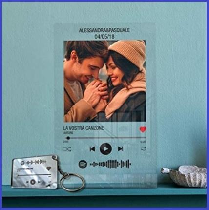 Luci e foto per decorare san valentino