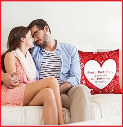 Cuscini e federe per san valentino