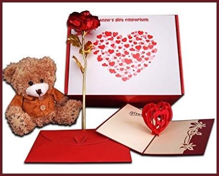 Auguri di san valentino per lei