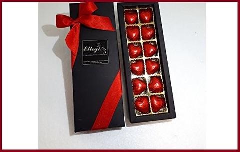 Scatola di cioccolatini san valentino