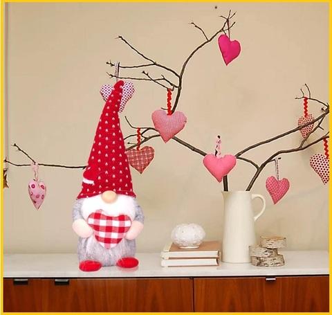 Peluche cuore san valentino
