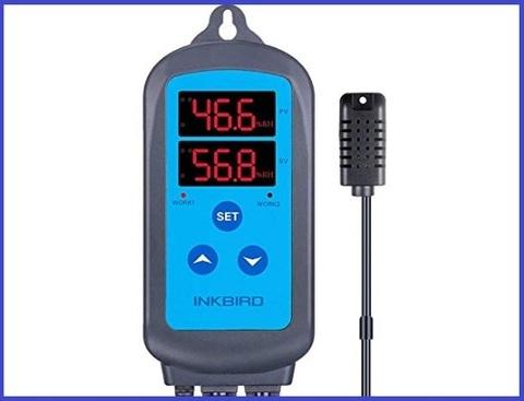 Regolatore umidità digitale con sensore sonda