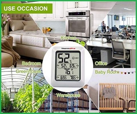 Regolatore umidita digitale casa