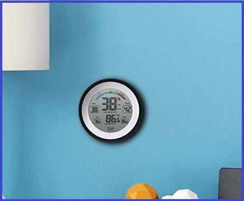 Regolatore di umidità e temperatura