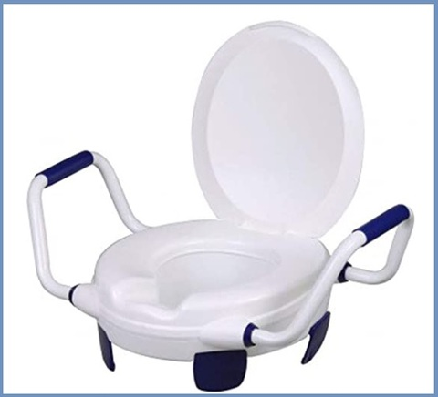 Rialzo wc e bidet per anziani