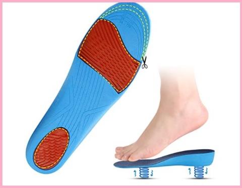Rialzo scarpe donna antiscivolo