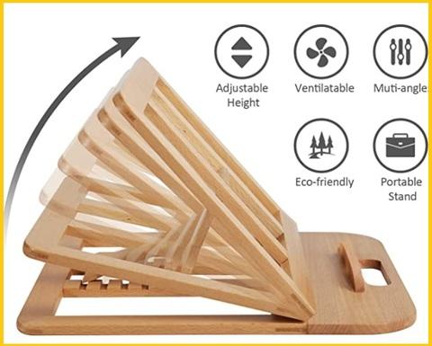 Rialzo tv in legno