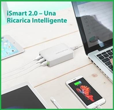 Ricarica Smartphone Universale