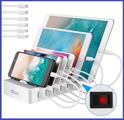 Ricarica smartphone scrivania