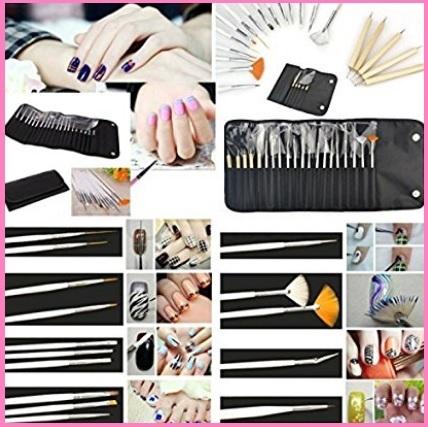 Set Per Manicure Professionale